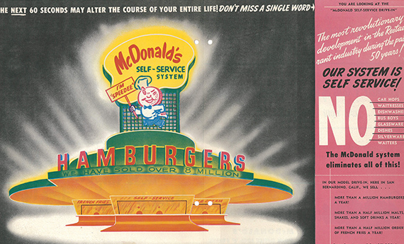 McDonald's Franchise Brochure