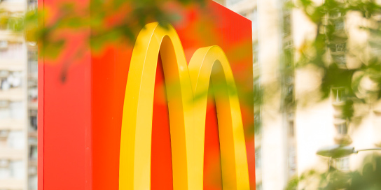 McDonald's Outdoor Signage